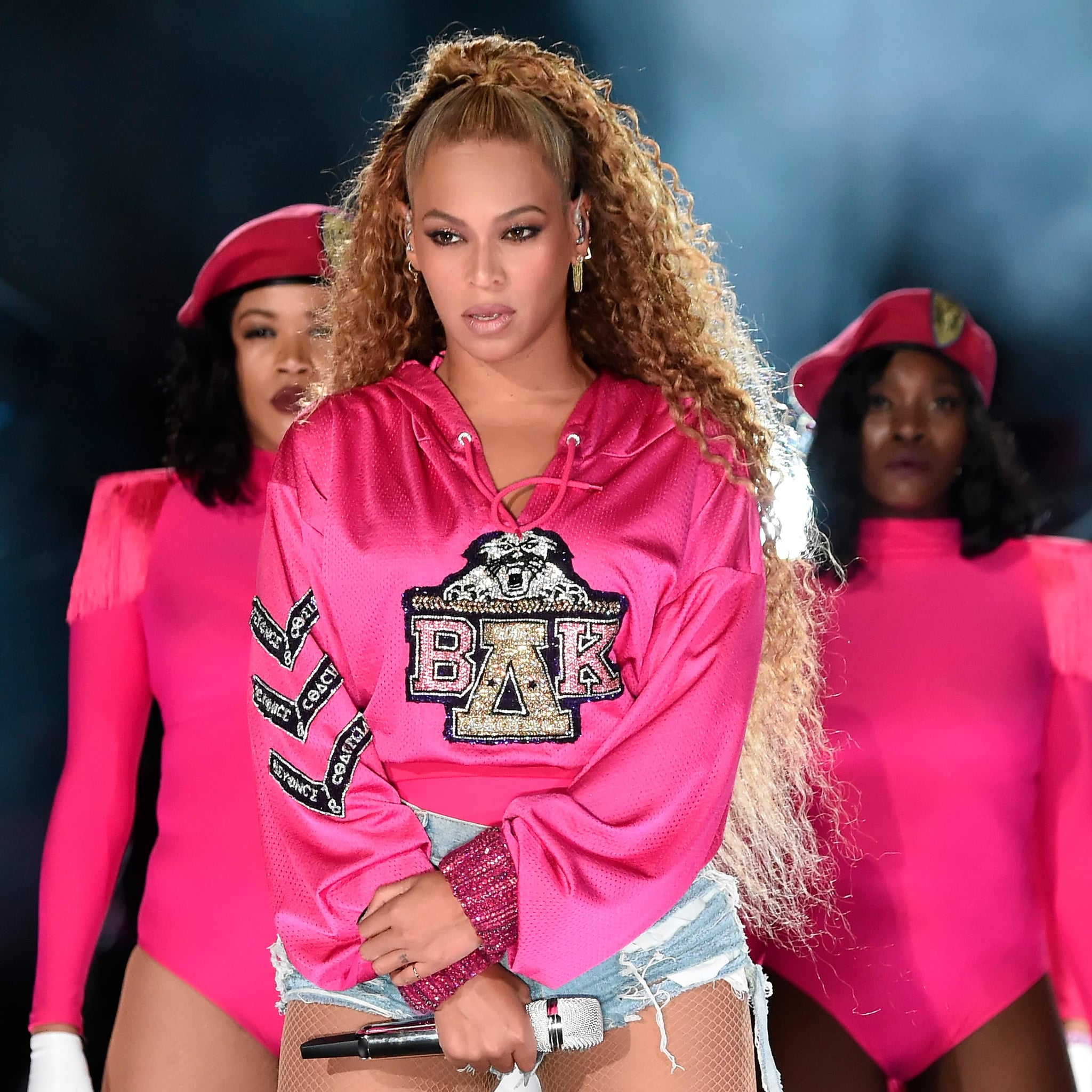 Watch Beyoncé's baby news delays Clint Eastwood movie video