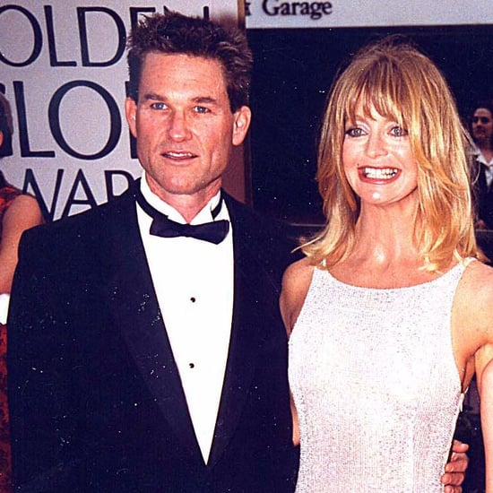 Goldie Hawn and Kurt Russell's First Golden Globe Awards