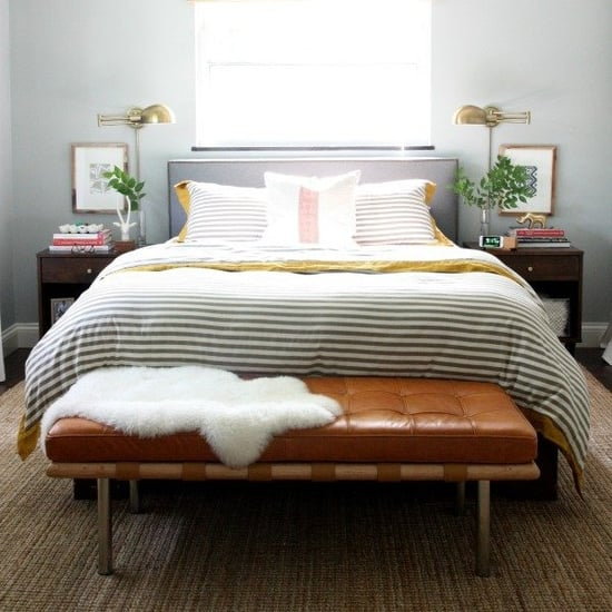 White Bedrooms Popsugar Home