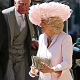 Prince Charles, Prince of Wales; and Camilla, Duchess of Cornwall