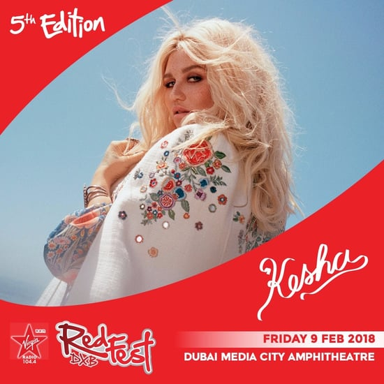 Kesha to Headline Day 2 of RedFest DXB
