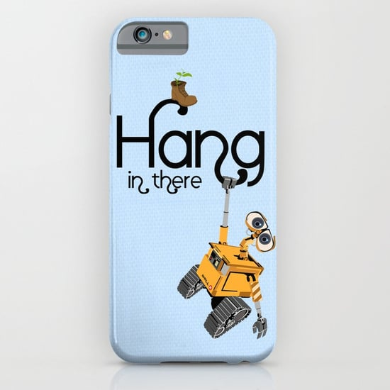 Wall-e Hang in There iPhone 6 Case