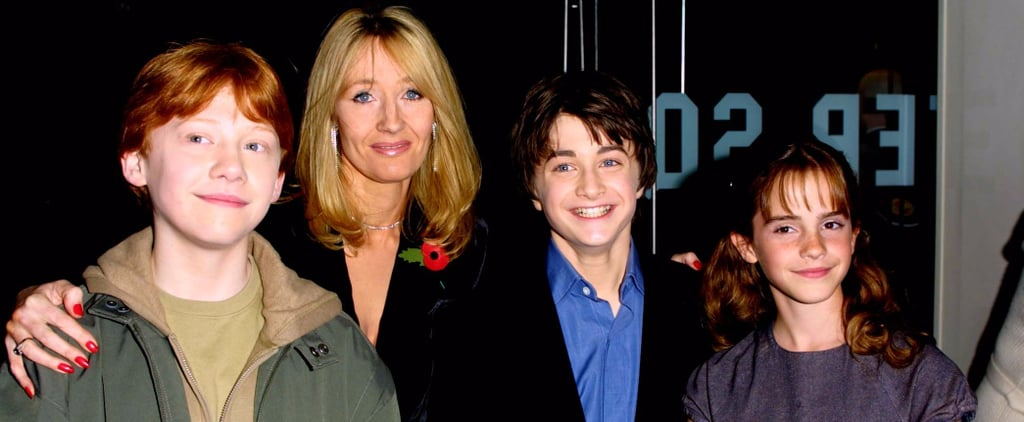 J.K. Rowling Sums Up Harry Potter's Legacy on Its 20th Anniversary With 1 Perfect Tweet