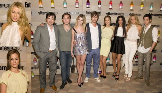 Photos of the Cast of Gossip Girl at End of Summer Bash in the Hamptons