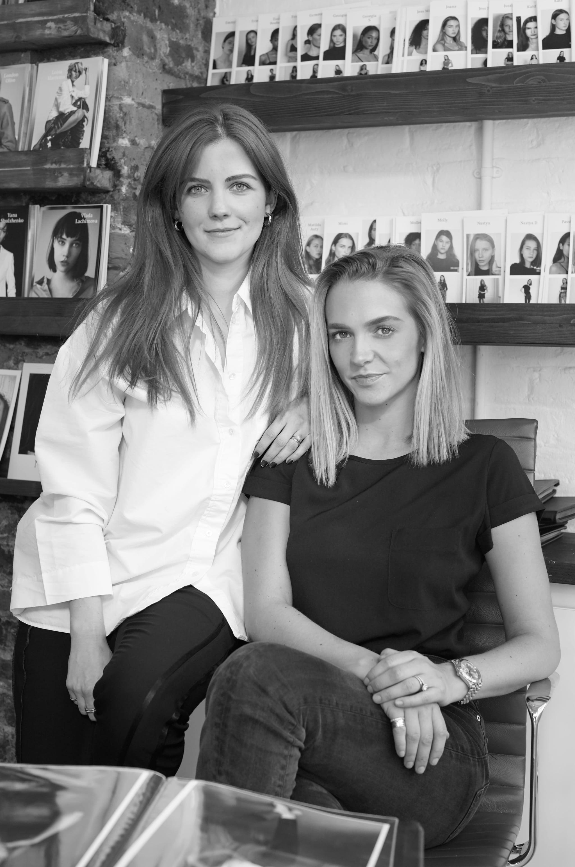 The Linden Staub Modelling Agency Goes Paper Free for LFW | POPSUGAR Fashion UK