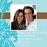 Kyle MacLachlan and Wife Desiree Gruber Welcome a Baby Boy!