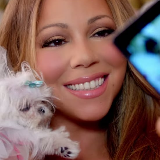 "Mariah Carey ""Infinity"" Music Video"
