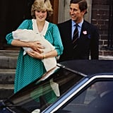 Prince William, June 1982