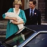 Prince William, June 1982