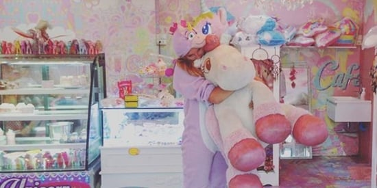 This Unicorn-Themed Café Is Everything We've Ever Wanted In Life