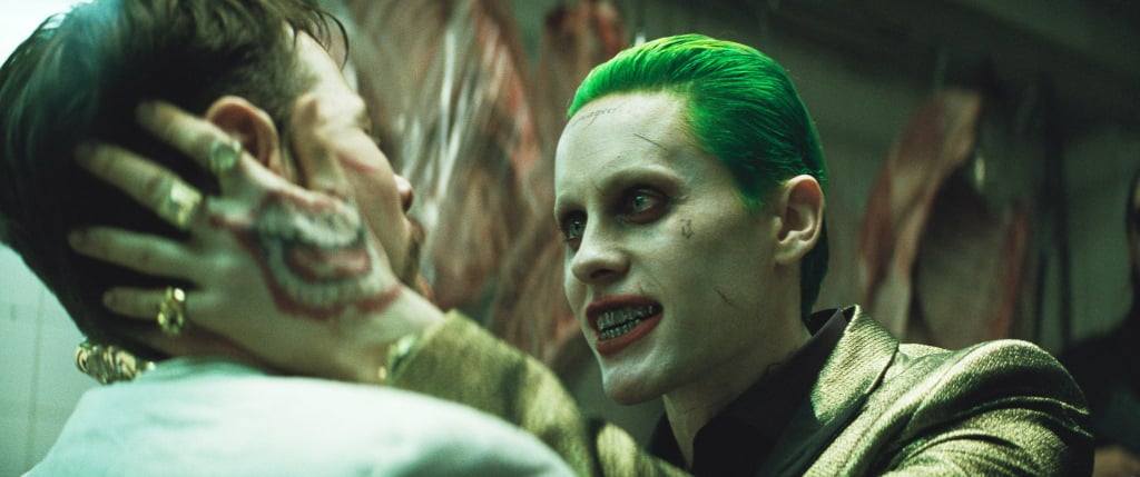 Jared Leto's Joker Movie Reactions