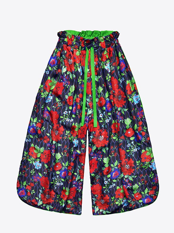 Reversible Silk-blend Pants ($199)