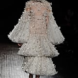 Review and Pictures of Alexander McQueen Autumn Winter 2012 Paris Fashion Week Runway Show