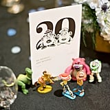 Toy Story Table Assignments