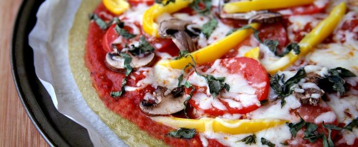 Quinoa Pizza Crust | Gluten-Free and Vegan | POPSUGAR Fitness