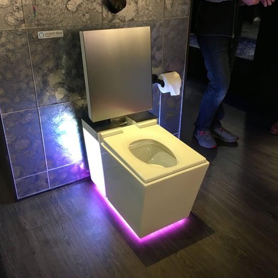 Kohler's Numi 2.0 Intelligent Toilet