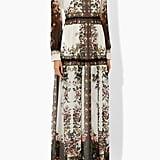 Erdem Kenzie Gown in Convertine Rose ($2,720)