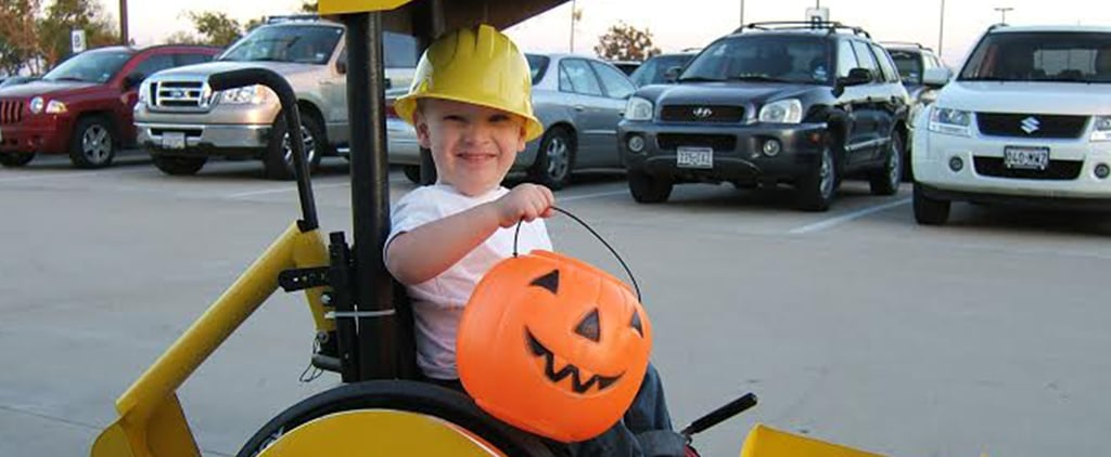 These Parents Designed the Coolest Halloween Costumes For Their Kids in Wheelchairs
