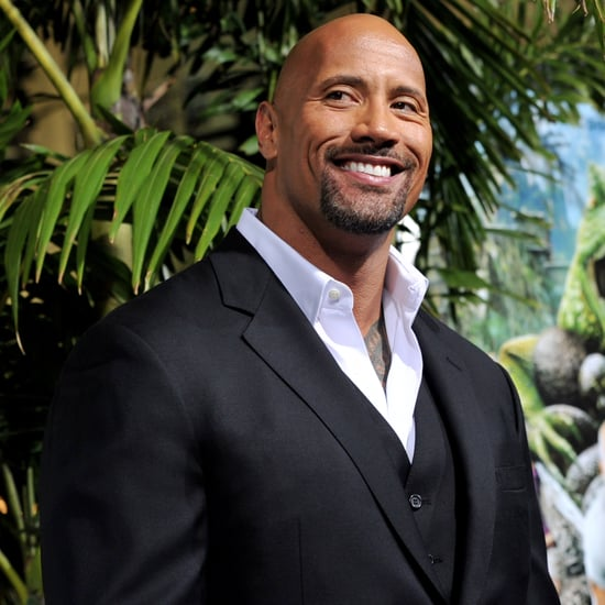 Dwayne Johnson Is People's Sexiest Man Alive 2016