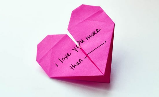 Relationship Protocol: I Love You More Than Blank