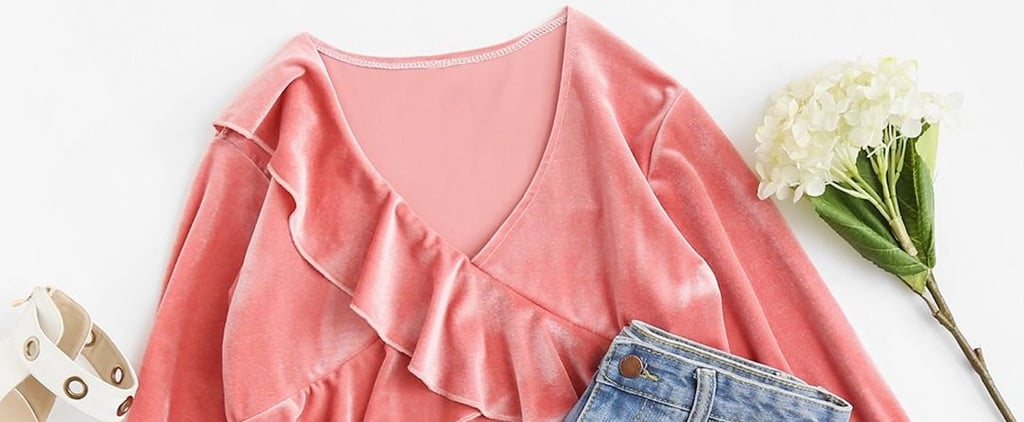 Spring Tops From Shein