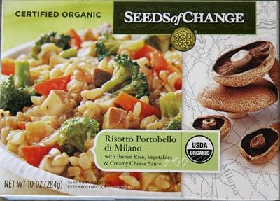 Food Review: Seeds of Change Risotto Portobello di Milano