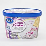 Walmart's Circus Cookie Ice Cream