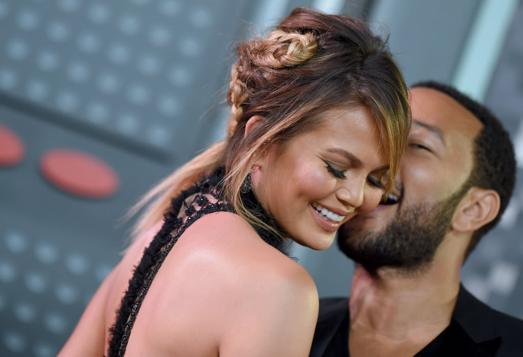 In August 2015, the pair shared a sweet moment at the MTV VMAs.