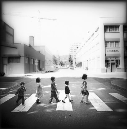 Crossing Streets