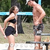Hannah Brown and Tyler Cameron in Florida | Pictures