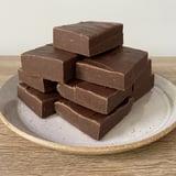2-Ingredient No-Bake Fudge Recipe With Photos
