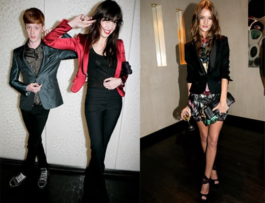 GC Style, Burberry, Daisy Lowe, Agyness Deyn, London