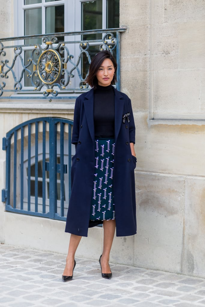 c1441be6d4 Navy and Black Outfit Inspiration