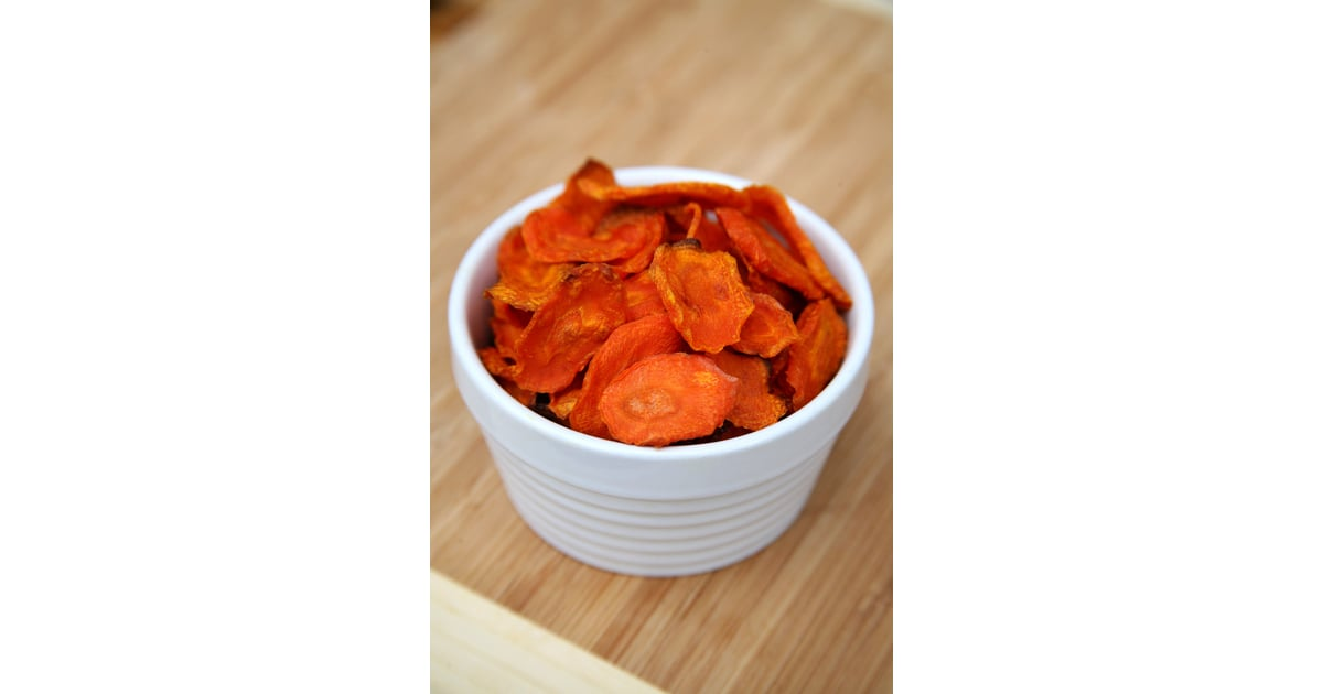 Carrot Chips | Low-Cal Veggie Chip Recipes That Aren't ...