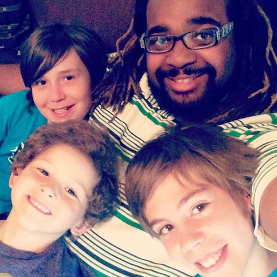 Single Father Fosters and Adopts Three Sons