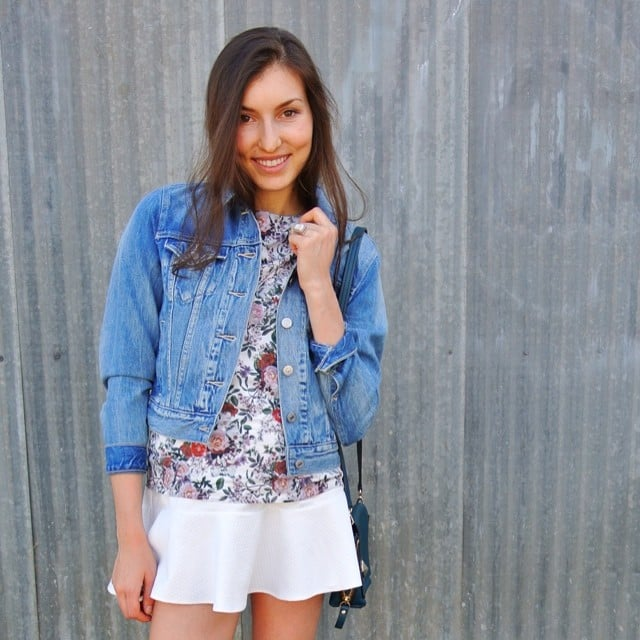 Summer Denim Jacket Styling Tips | POPSUGAR Fashion