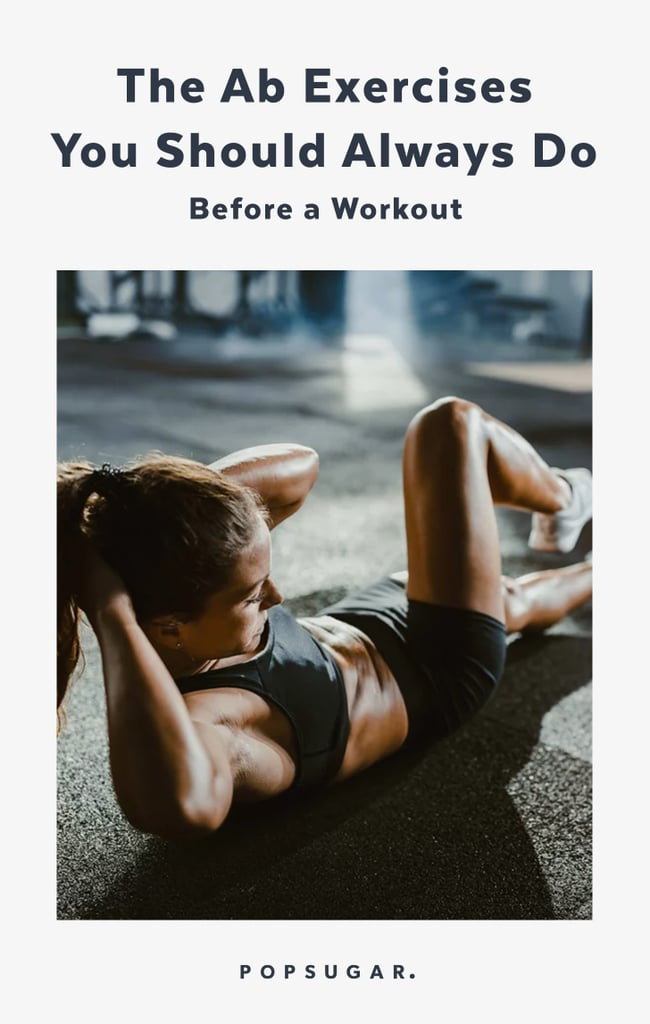 Core Activating Exercises