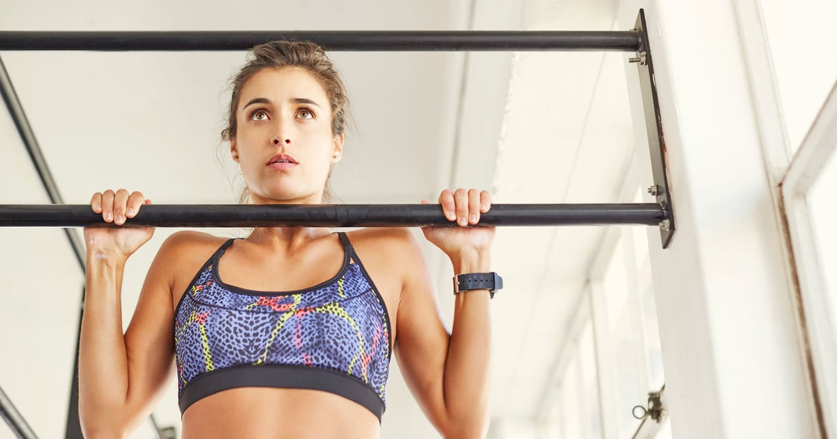 My CrossFit Coach Said If You Want to Get Good at Pull-Ups, This Is the 1 Exercise You Need