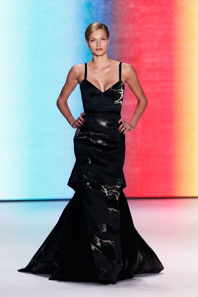 Fall 2011 New York Fashion Week: Carolina Herrera