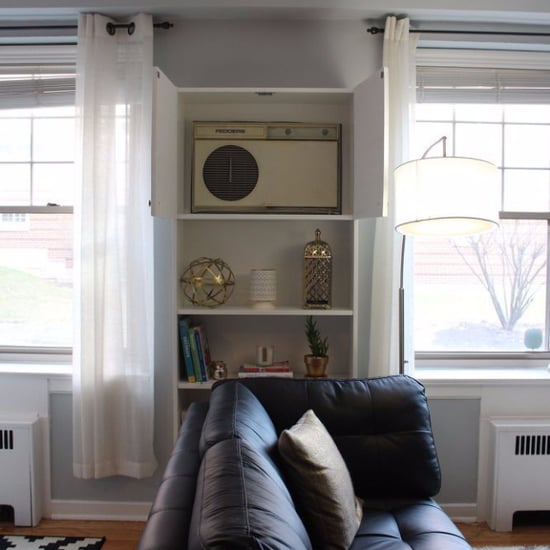 How to Hide a Wall-Unit AC System