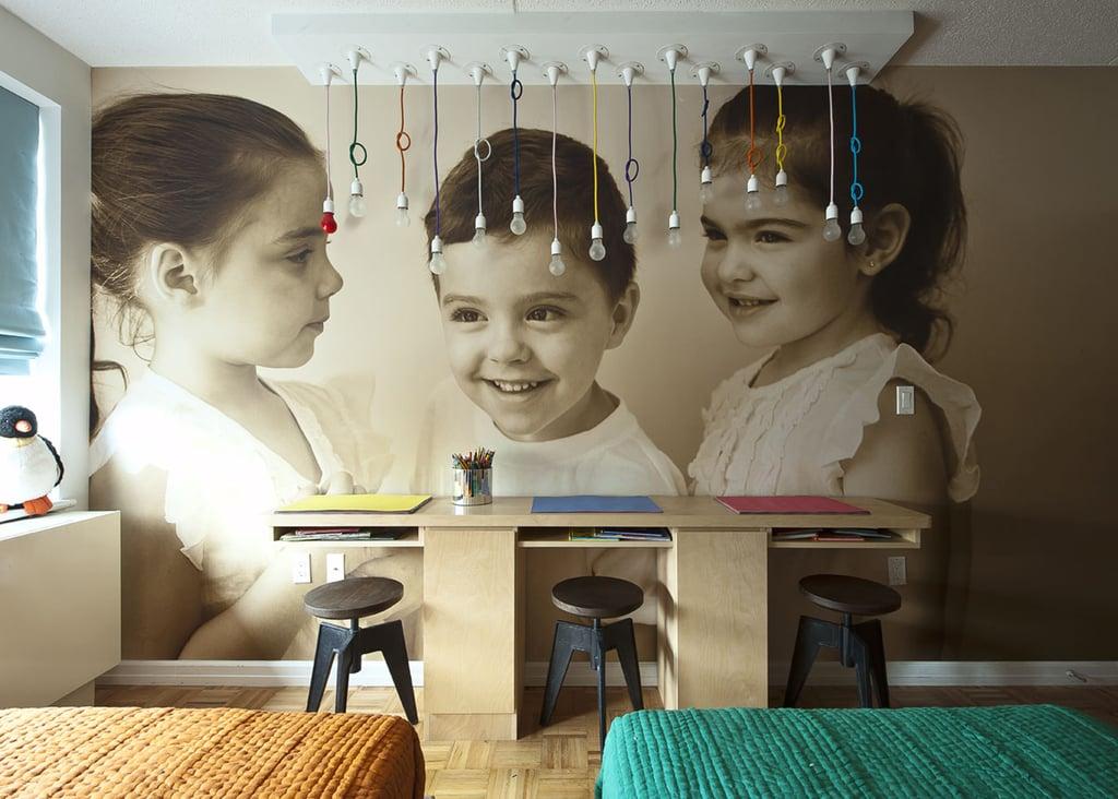 Home by Novogratz Triplet Bedroom