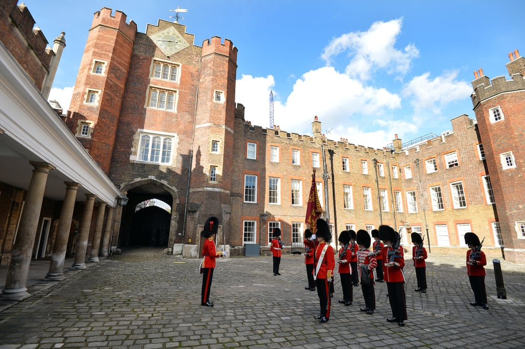 St. James' Palace and Clarence House