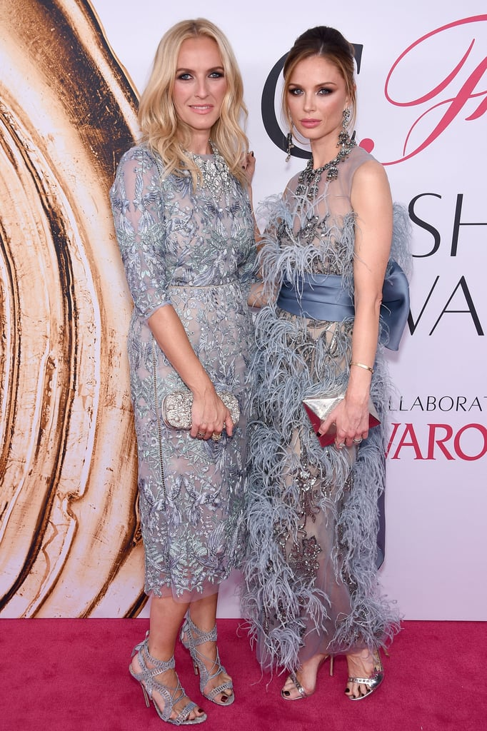 She and Keren Craig Are the Duo Behind the Well-Known Fashion House Marchesa