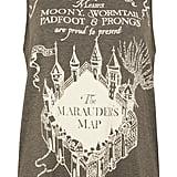 Marauder's Map Night Shirt