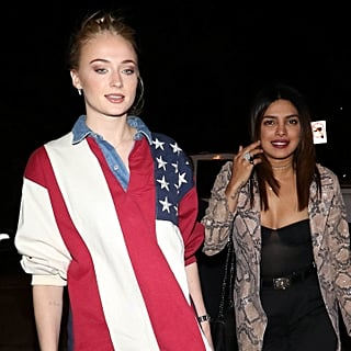 Priyanka Chopra and Sophie Turner Out in LA January 2019