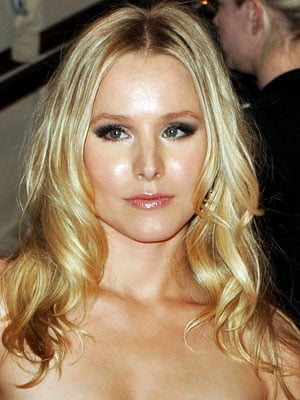 Kristen Bell at 2010 Costume Institute Gala
