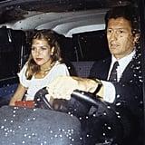 Princess Caroline of Monaco and Philippe Junot