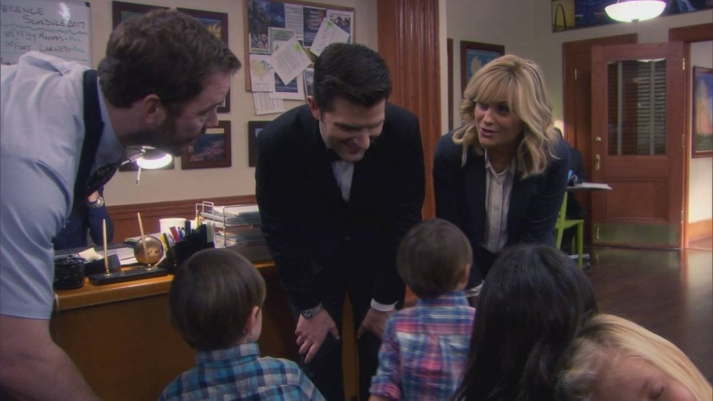 Least Predictable Twist: Parks and Recreation's Time Jump