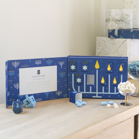 Sugarfina 8 Nights of Light Candy Box For Hanukkah