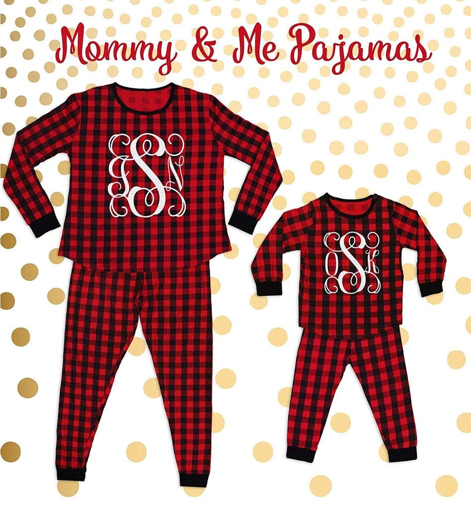 mommy and me christmas pajamas
